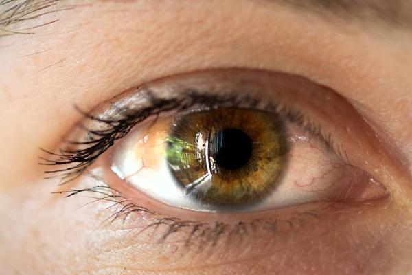 Eye up close by AMortlock