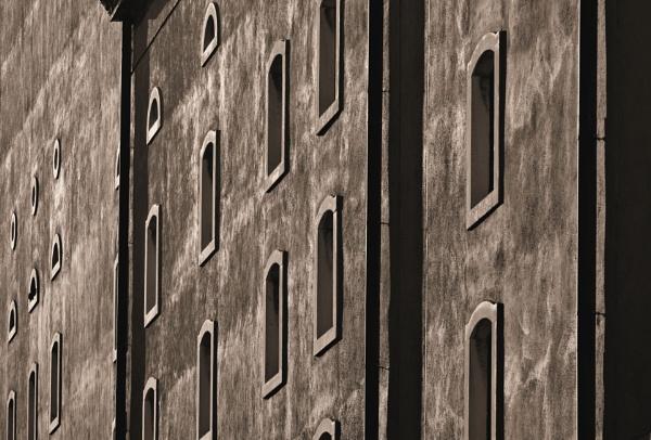 Theater windows by Split