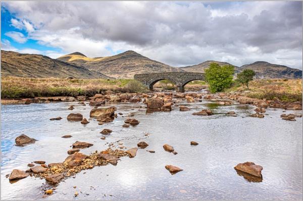 Loch Beg Bridge by DTM