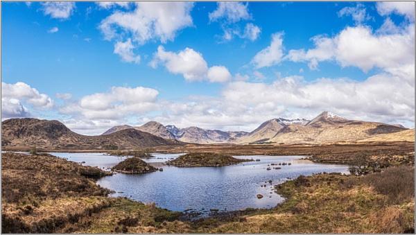 Lochan na Stainge by DTM