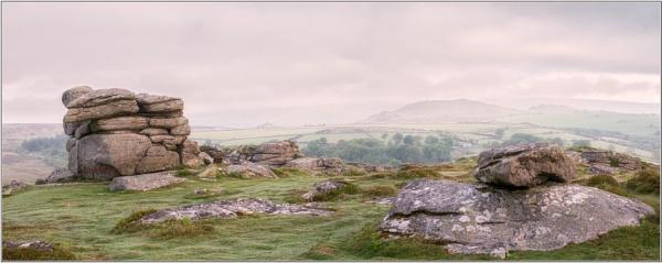 Misty Morning - Dartmoor by DTM