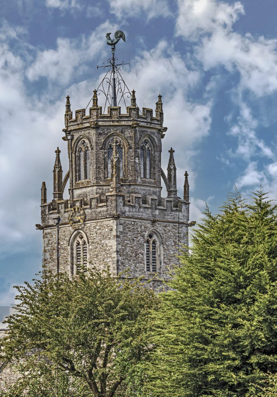 The Lantern Tower Colyton