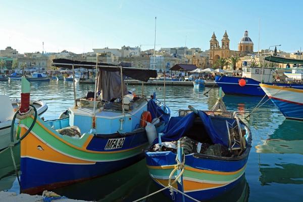 Dreaming of Malta by Janetdinah