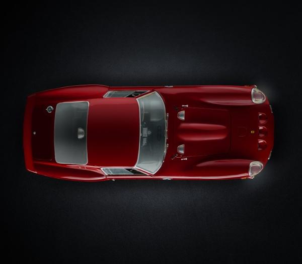 250 GTO 1:12 by Durante