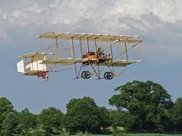 Man's Pursuit of Flight