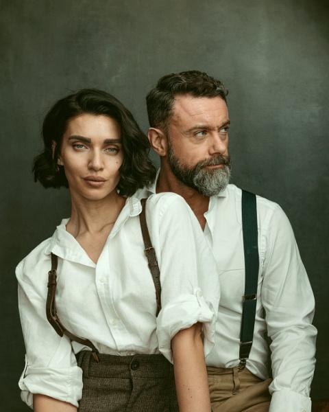 Amir & Scarlett by ivanweiss