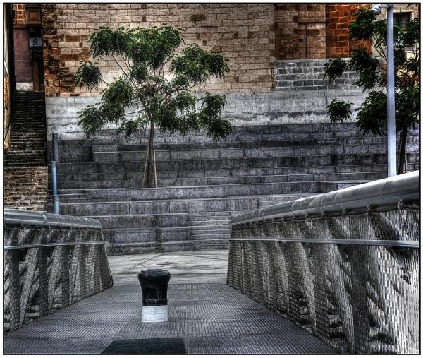 Old Dry Dock - Promenade by Kemmuna