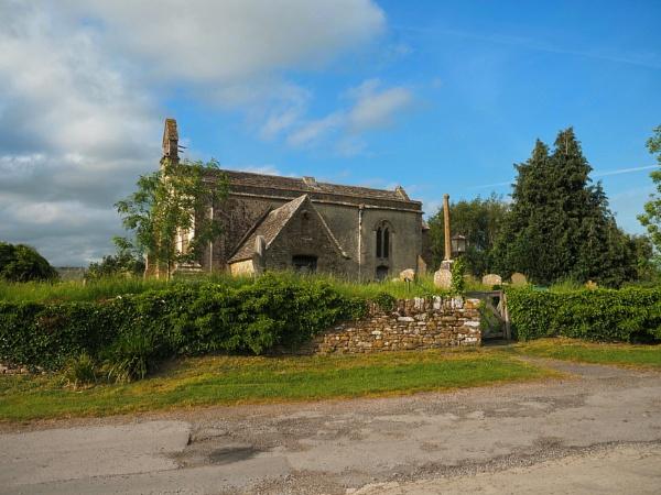 St.John the Baptist,Inglesham,Wiltshire. by niknakpaddywhack