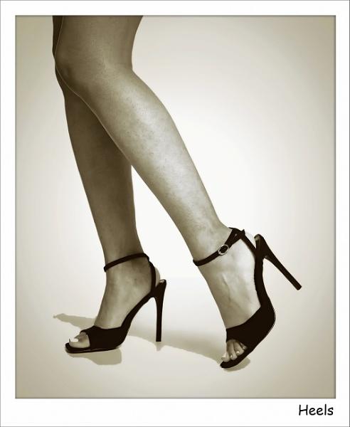 Heels by Robert51
