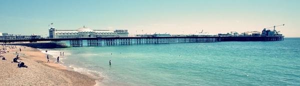 Palace Pier by nclark