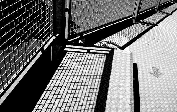 Grid Shadows by nclark