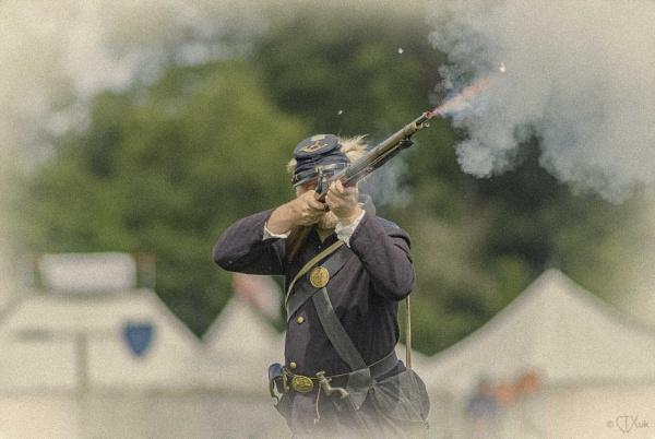 Sharps Shooter by ctxuk