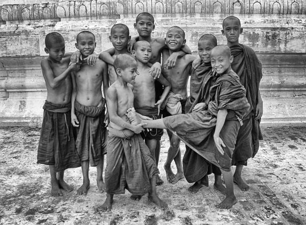 Boys will be boys ... by chrisdunham