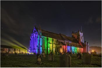 Spring Lights at St Hildas