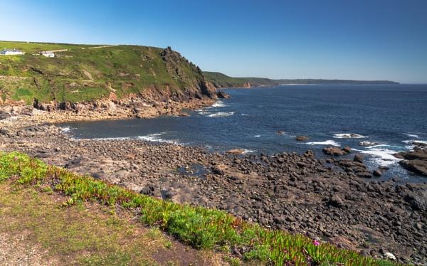 Cape Cornwall by bobbyl