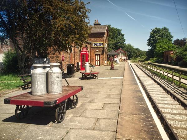 Hadlow Road Station by ericfaragh