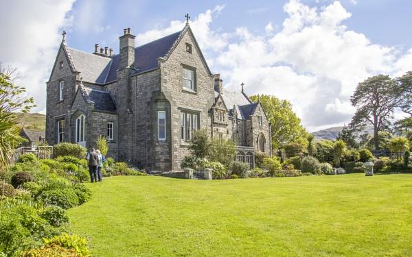 Ardchattan Priory by Irishkate