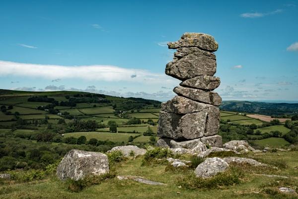 Bowerman\'s Nose Dartmoor by topsyrm