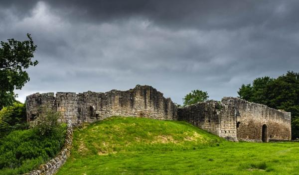 Aydon Castle by mbradley