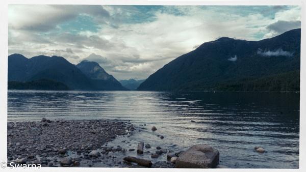 Alouette Lake, BC by Swarnadip