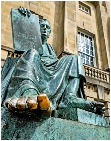 David Hume by mac