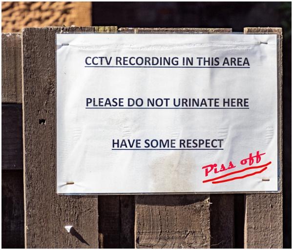 Rude Notice by mac