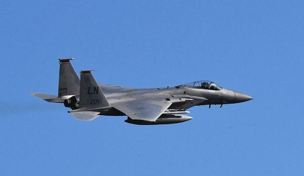 F15 Eagle by nealie