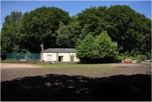 Heaton Park Farmland by johnriley1uk
