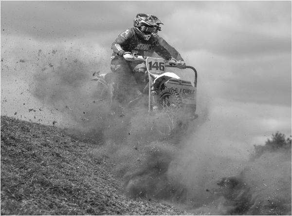 Motorbike & sidecar racing by Stevetheroofer