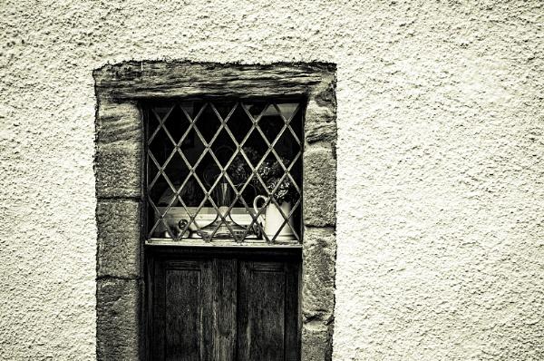 Window Through Time by AllistairK
