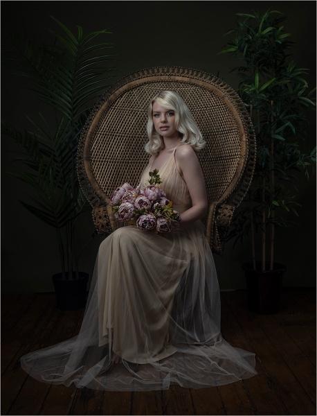 Flower Maiden by Leedslass1