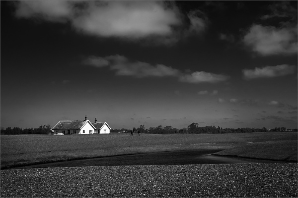 The White Cottage by AlfieK