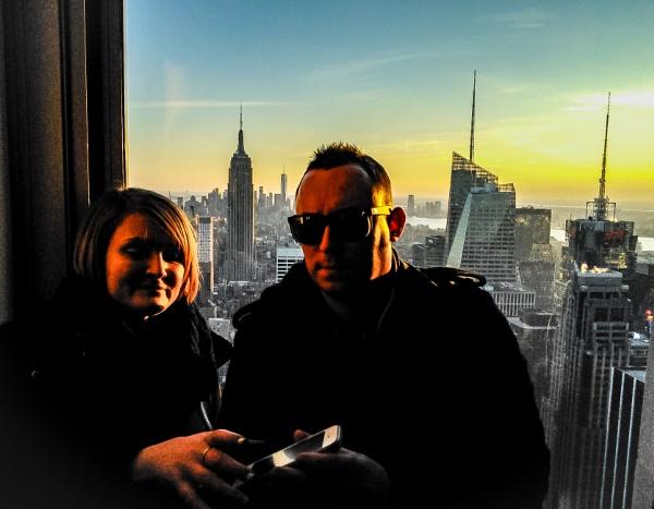 Top of the Rock, New York by SamDownie