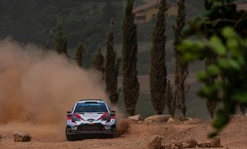 Kris Meeke & Sebastian Marshall (Toyota Yaris WRC)