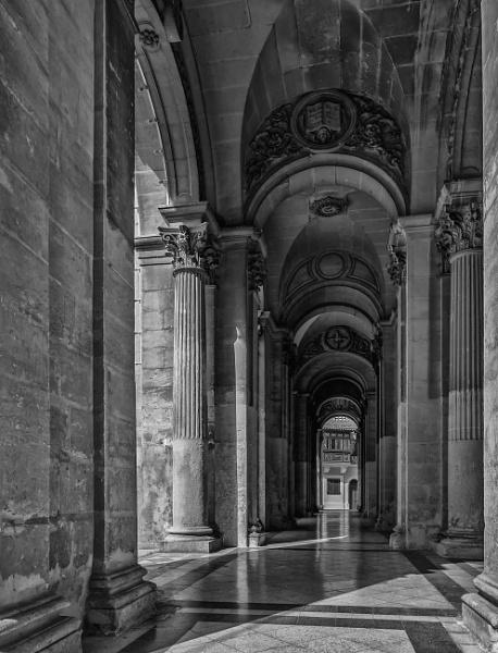 Portico by Xandru