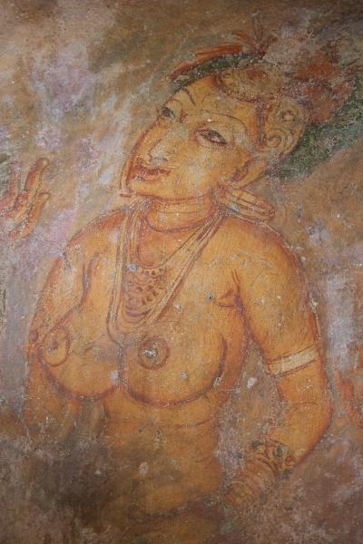 Lovely Ladies of Sigiriya by Acancarter