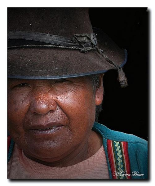 Quechua ladies by IamDora