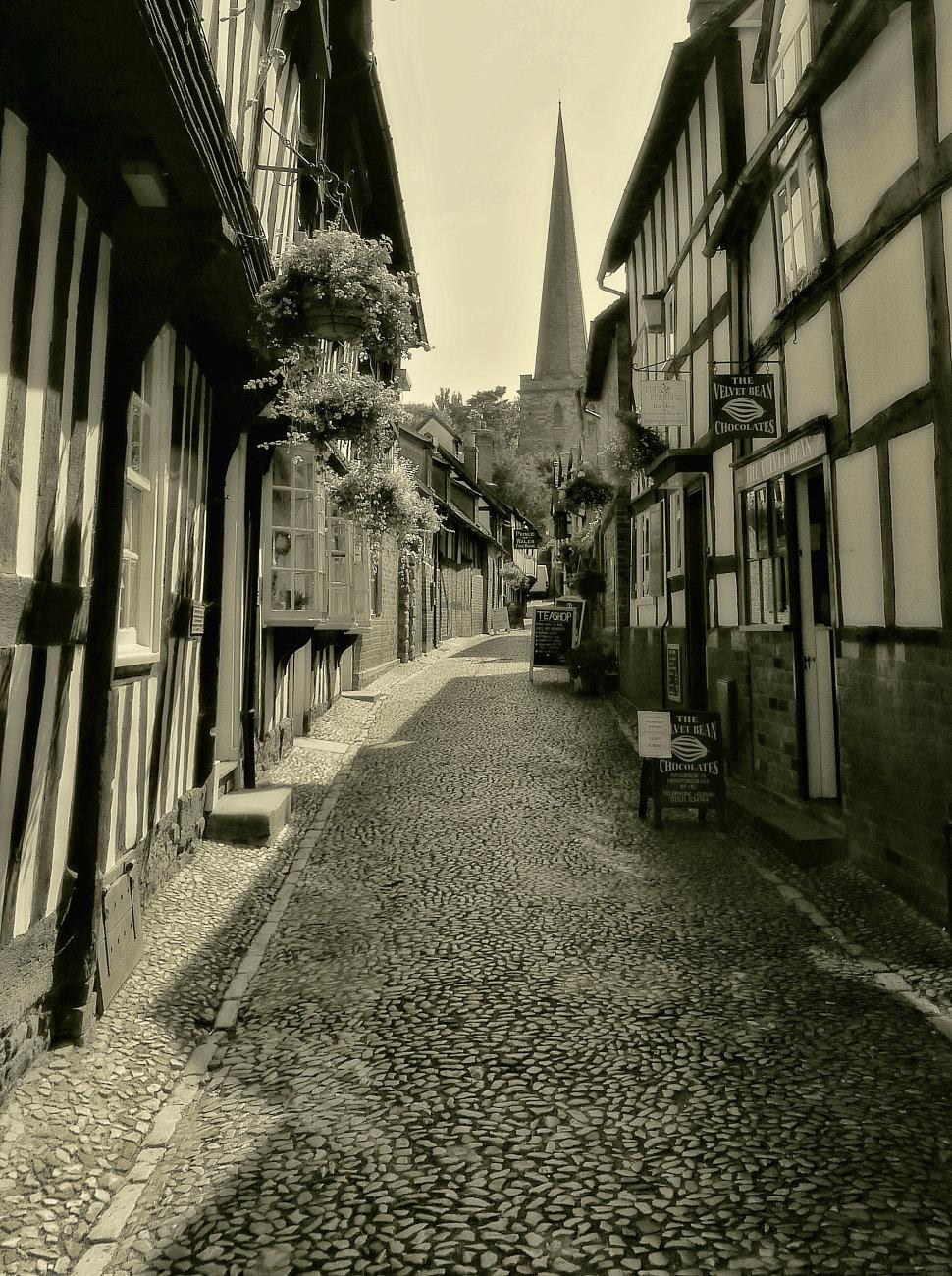 A Ledbury Lane
