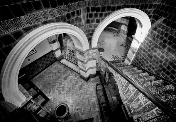 Indigo interiors #4 by KingBee