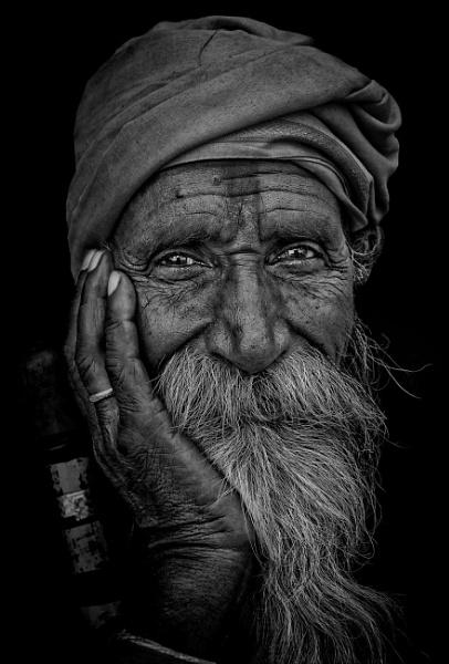 old man of haridwar 3 by sawsengee
