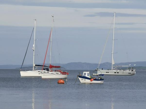 Boats by StephenDM