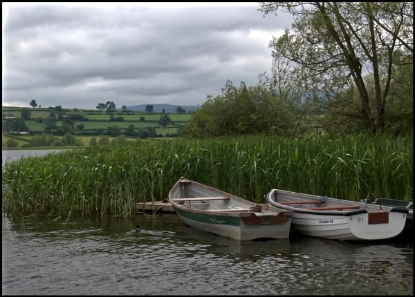 Llangorse Lake by glyndwr