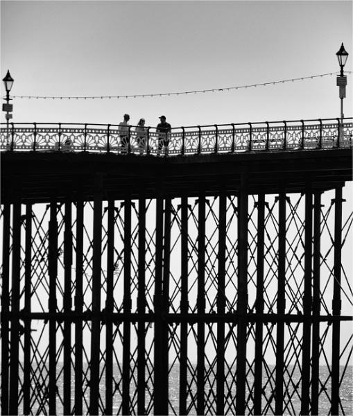 Penarth pier. by franken