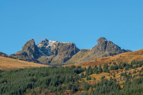 Arrochar Alps by fynephotography