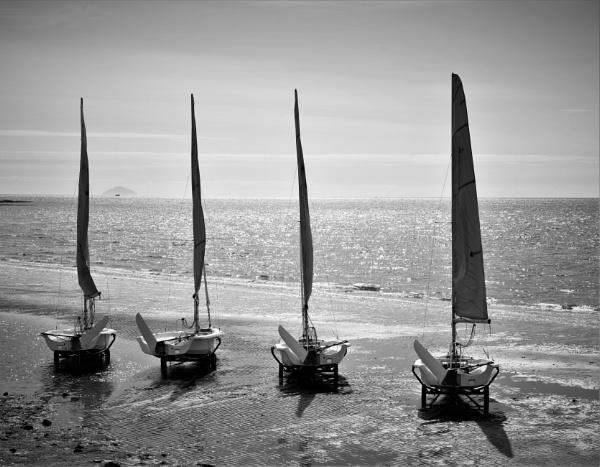 Prestwick Shore by CozPics