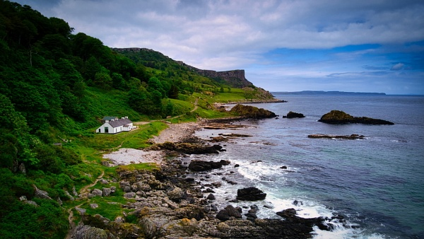 Murlough Bay- N.Ireland by atenytom