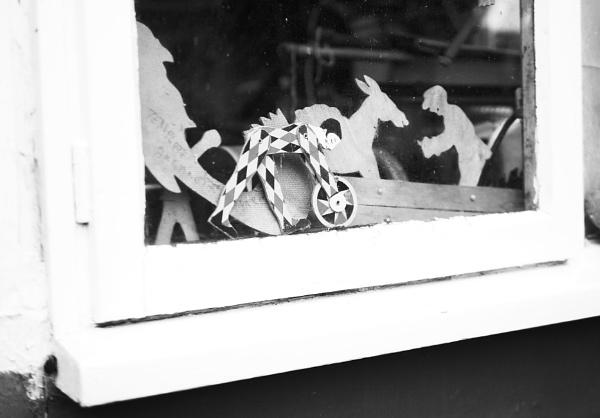 THE TOY MAKERÂ'S WORKSHOP WINDOWÂ… by hobbo