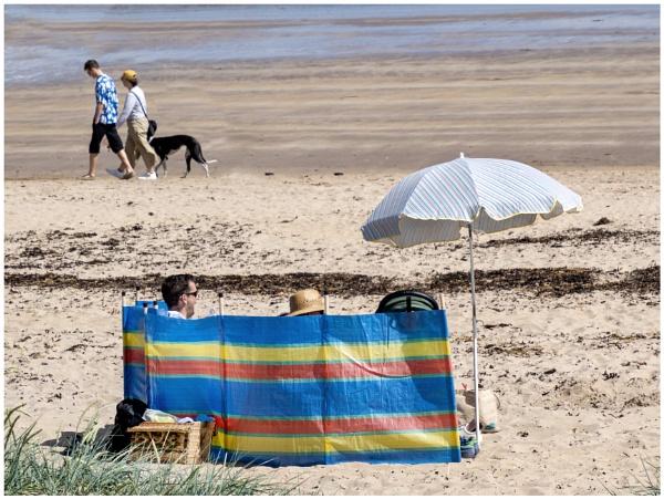 Beach Shelter by mac