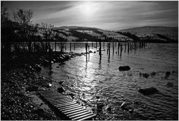 Old Pier, Loch Tay by mac