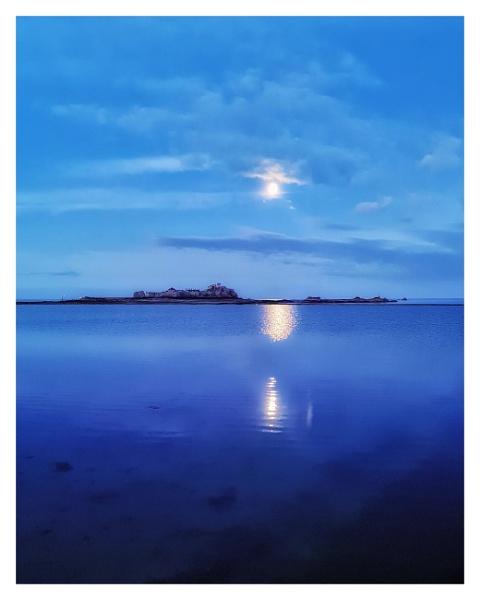 Moonlight  Castle by happysnapper
